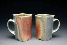 Bill Wilkey - Two Fingered Stout Sturdy Mugs