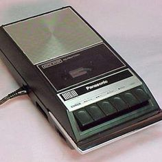 The portable cassette player. Could play on mains electricity too, if you paid enough. Mp3' players were just a dream.