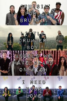 Evolution of Pentatonix (Part Four)