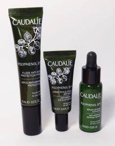 Review: Caudalie - Polyphenol C15 - Box (Fluid, Serum und Augencreme)