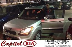 https://flic.kr/p/CapDWn | #HappyBirthday to Loren from Travis Hull at Capitol Kia! | deliverymaxx.com/DealerReviews.aspx?DealerCode=RXQC