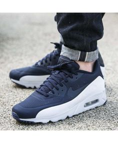 c480e4eb99 Find today\'s best discounts & sales with Nike Air Max 90 - New Mens Nike  Air Max 90 Ultra Moire Obsidian Trainer Men for sale.