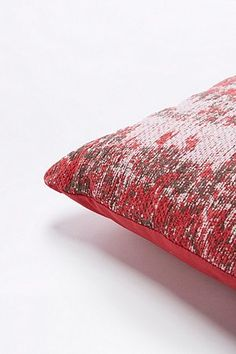 Kellim Red Cushion