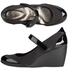 Women's Cobey Sport Wedge < I love this Mary Jane. and it looks comfy! Flapper Shoes, Tap Shoes, Dance Shoes, Shoes For Less, Working Woman, Go Shopping, Good News, Designer Shoes, Shop Now
