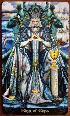 Tarot Illuminati by Erik C Dunn