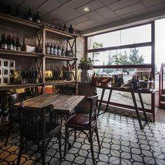 Talbia Wine Bar — Jerusalem, Israel  http://www.weheart.co.uk/2014/02/14/talbia-wine-bar-jerusalem-israel/