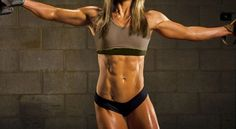 """Here are 12 killer ab exercises that I commonly use for myself & clients to blast the middle-upper section of the abs — when you say """"six-pack,"""" THESE are the primary muscles involved."""