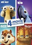 Ice Age/Rio/Alvin and the Chipmunks/Garfield [DVD]