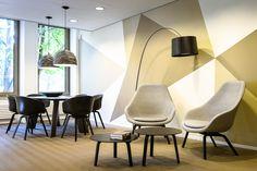 New Purpose - interior design - AMS-IX - waiting area