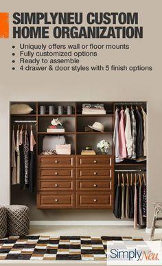 Create Your Dream Closet
