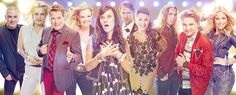 TV Series...STARS STARS....Music. Like.U?