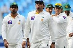 Pakistan score 244 for 6 against Srilanka in 2nd test