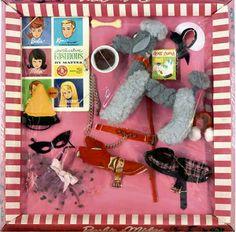 I have this. Vintage-Barbie-Dogs-N-Duds by inmyjammiesintx, via Flickr