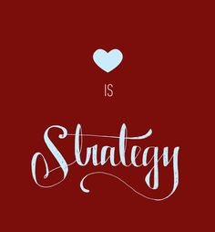<3 is Strategy