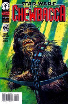 Star Wars: Chewbacca 1