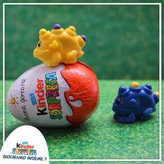 Uwe Gruenewald lleva 20 años diseñando los juguetes de los Huevitos Kinder http://www.queremoscomer.com/noticia-detalle/quien-disena-los-juguetes-del-huevo-kinder/?utm_content=bufferafa4b&utm_medium=social&utm_source=pinterest.com&utm_campaign=buffer <3
