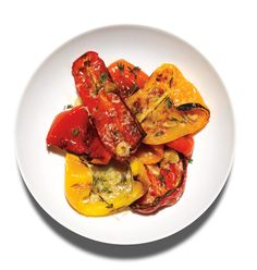 Parmesan Peppers looks both delicious and easy