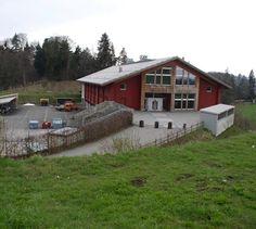 Öffentliche Bauten Bern | Hier finden Sie auch Öffentliche Bauten in Bern Bern, Partner, Cabin, House Styles, Home Decor, Architects, Decoration Home, Room Decor, Cabins