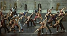 """This is the opening sequence of the 1979 film """"All That Jazz"""" starring Roy Schreider as Broadway dancer, director and film director Bob Fosse. Bob Fosse, Cannes, Eagles Music, Brit School, Film Musical, Show Must Go On, A Chorus Line, Bon Film, Broadway Plays"""