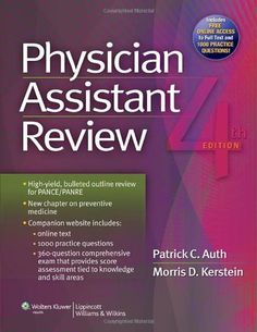 Physician Assistant do it yourself degree review