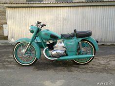 Иж 56 с коляской бп 52.1961 год выпуска купить в Санкт-Петербурге на Avito