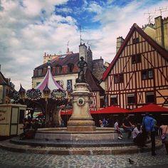 Giugizu's corner: #Roadtrip2015 Day 14 : Dijon - Digione