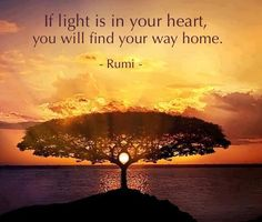 Light in your heart..