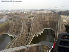 Looking for statistics on the fastest, tallest or longest roller coasters? Find it all and much more with the interactive Roller Coaster Database. Roller Coaster Theme, Crazy Roller Coaster, Best Roller Coasters, Water Park Rides, Water Parks, Japan Trip, Japan Travel, Zion National Park, National Parks