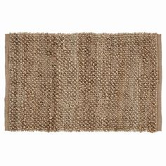 Minneka Natural Rectangle Braided Rug 20x30""