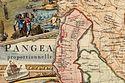 "Beautiful ""Wine Pangea"" Art Print Of All The Wine Countries"