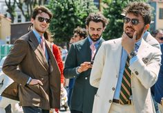 Pics from Pitti Uomo 86 by Tommy Ton for GQ - Blog | Rose & Born