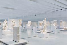 日本が誇る建築ユニットSANAAが設計したフランス、ルーブル美術館別館「ルーブル・ランス」がオープン。   Ma cherie(マシェリ)
