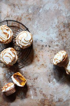 Pumpkin S'more Doughnut Muffin