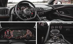 Audi R8 Reviews - Audi R8 Price, Photos, and Specs - Car and Driver