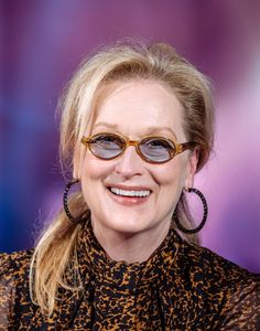 Pin for Later: 69 Celebs With Serious Specs Appeal Meryl Streep