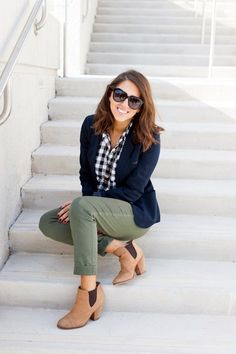 45 Fab Plaid Shirt Outfits Ideas that work Every Time