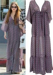 Perfect boho maxi dress.
