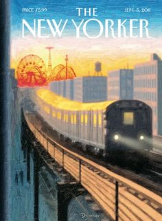 Eric Drooker | The New Yorker Covers