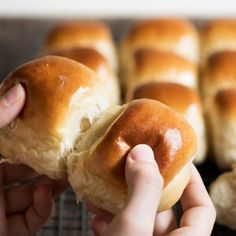 Amazingly soft, light & fluffy rolls. This will be the last dinner roll you'll ever need. Guaranteed.