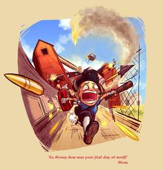 Accurate Simulation of Every Time I Ever Play Scout Ever (TF2)