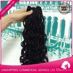 Excellent Quality Top Selling Wholesale 100 Percent Brazilian Virgin Natural Wave Hair, View brazilian hair, Unihair Product Details from UNISHIPPING COMMERCIAL AND SERVICE COMPANY LIMITED on Alibaba.com