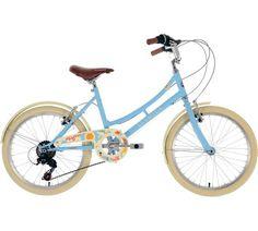 Buy Elswick Cherish Heritage 20 Inch Kids' Bike - Girls at Argos.co.uk, visit Argos.co.uk to shop online for Children's bikes, Wheeled toys, Outdoor toys, Toys