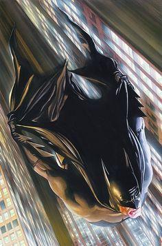 Batman by Alex Ross // Dag nab Alex Ross!