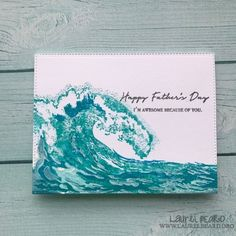 The Ton Stamps, Hero Arts Cards, Beach Cards, Art Impressions, Unique Cards, Mothers Day Cards, Distress Ink, Happy Fathers Day, Clear Stamps