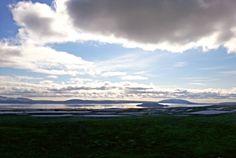 Iceland -  Þingvallavatn il più grande lago d'Islanda all'interno del parco nazionale Þingvellir | da Lorenzo Sturiale