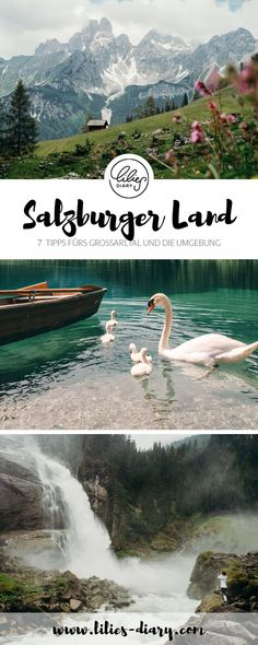 7 tips for the Grossarl Valley and the surrounding area in the Salzburg region, Koh Lanta Thailand, Visit Austria, The Province, Outdoor Life, Winter Wonderland, Travel Destinations, Road Trip, Around The Worlds, Vacation