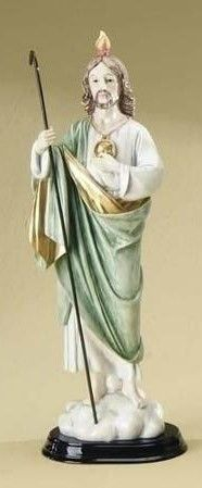 """8""""H St. Jude Statue from Roman Inc."""