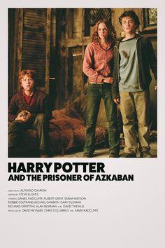 Iconic Movie Posters, Iconic Movies, Film Posters, Harry Potter Poster, Harry Potter Movies, Prisoner Of Azkaban, Fan Edits, Gary Oldman, Polaroids