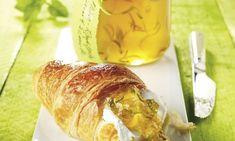 In diesem Gelee trifft Minze auf Apfel, eine tolle Kombination zum Frühstück