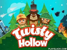 Twisty Hollow  Android Game - playslack.com , unravel insane problems and dissimilar problems. finish work of municipality and weird mayor. assist the inhabitants of a little municipality and find out what unknowns the mayor of this municipality hides. Why's he publicizing  such weird acts? In this Android game you have to use all your inference to understand weird work of the mayor. rolling  the disks with pictures of dissimilar objects and characters, equal them in dissimilar collections…